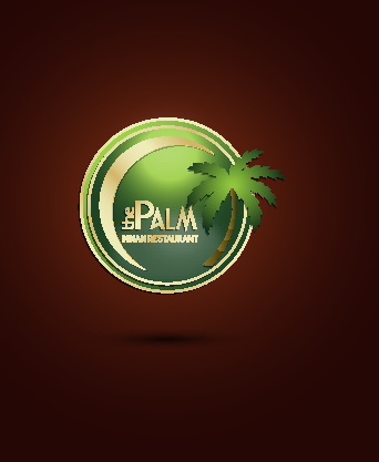 Logo for The Palm Indian Restaurant